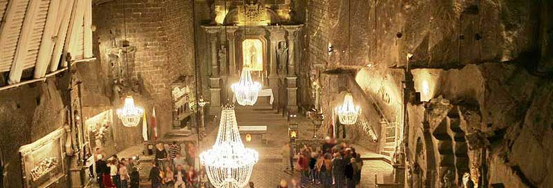 Krakow Salt Mine Day Tours